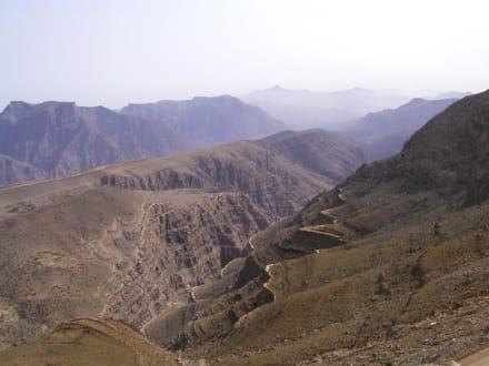 Jebel Harim  - Dhau Kreuzfahrt