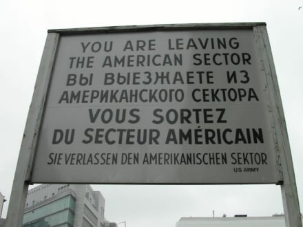 Haus am Checkpoint Charlie - Checkpoint Charlie