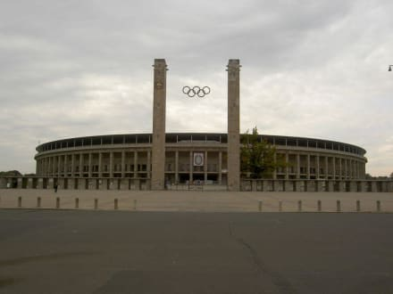 Olympiastadion Berlin - Olympiastadion