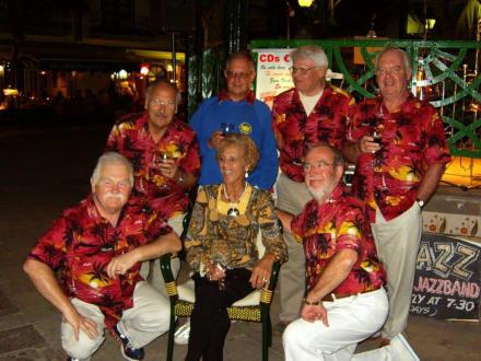 Die Band mit dem Star-Gast Jenny Brown! - Jazz-Festival