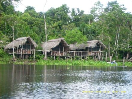Fahrt auf dem Orinoco - Orinoco Delta