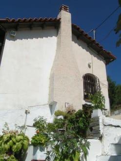 Klostergebäude - Kloster Agios Panteleimonas