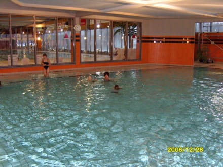 Thermalsole-Hallenbad! - Dithmarscher Wasserwelt