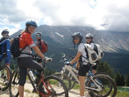 Familientour - Krauti Bike Dolomiten