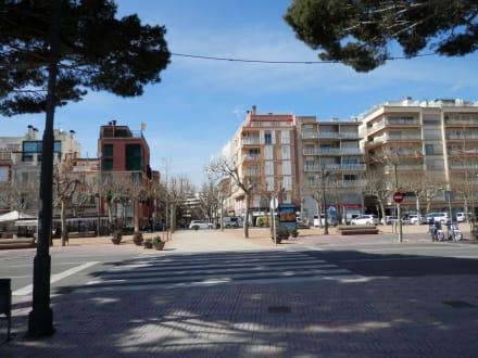 Sant Feliu - Altstadt San Feliu de Guixols
