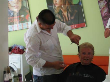 Der Chef - Friseur Schicki Micki