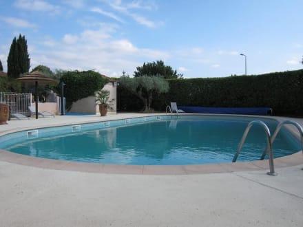 Netter Pool - Hotel La Grande Bastide