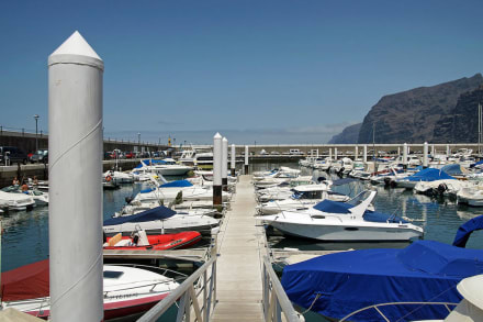 Beach/Coast/Harbor - Los Gigantes Harbour