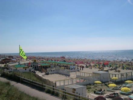 Strandabschnitt 19 - Strand Zandvoort