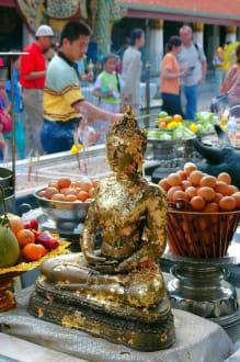 Alles Gold was glänzt - Wat Pho