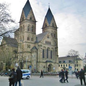 Herz Jesu Kirche Koblenz Bild Herz Jesu Kirche Koblenz In Koblenz