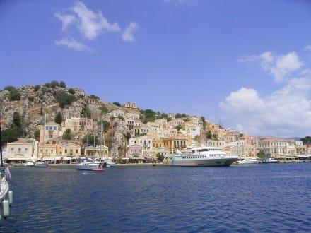 Insel Symi - Hafen Symi