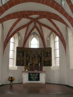 Ev. Kirche St. Martin - Kirche St. Martin