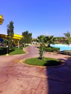 Freizeitpark - Jungle Aqua Park