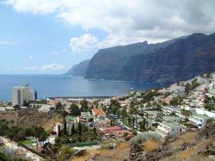 Steilküste bei Los Gigantes - Steilküste Los Gigantes