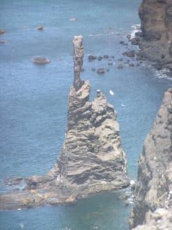 Finger Gottes Gran Canaria - Dedo de Dios / Finger Gottes (existiert nicht mehr)