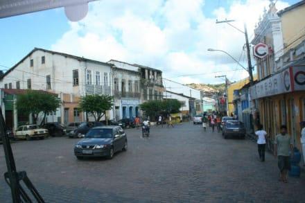 Ausflug - Altstadt Cachoeira