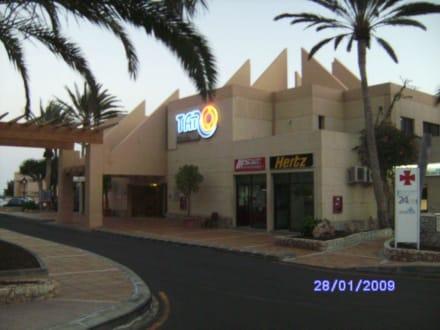 unbedingt Anbieter vergleichen - Autovermietung Soto Costa Calma
