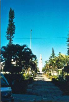 Monumento El Salvador del Mundo - Monumento al Divino Salvador del Mundo