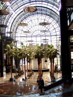 Einkaufszentrum am Ground Zero - Ground Zero