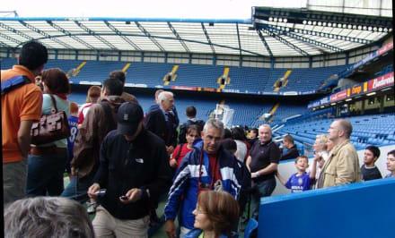 Chelsea FC - Chelsea Stadium