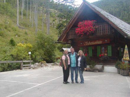 Sebastianhütte - Sebastianhütte