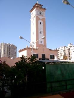 Mercado Nuestra Señora de Africa - Santa Cruz - Markthalle Nuestra Señora de África