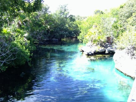 Xel Ha - Xel-Ha Nationalpark