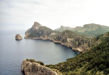 Aussicht vom Cap Formentor (Aussichtsplattform) - Cap Formentor