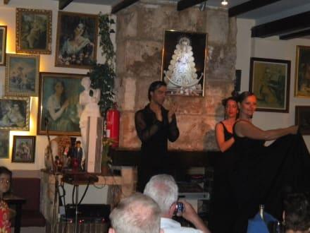 Flamencoabend   - Romantico Bar