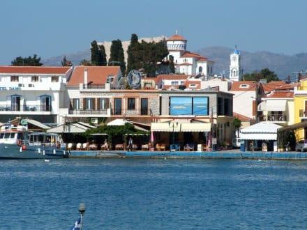 Pythagorion - Hafen - Hafen Pythagorion