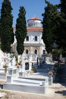 Basilika - Kirche der Metamorphosis von Pythagorion