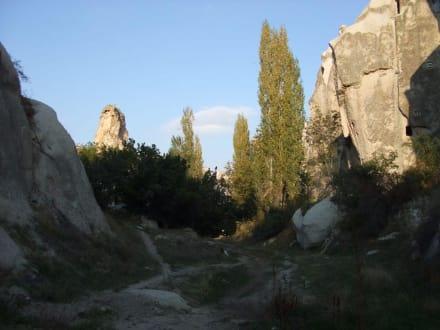 Landschaftsmotiv - Kappadokien