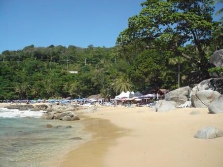 Orte zum ausspannen - Laem Sing Beach