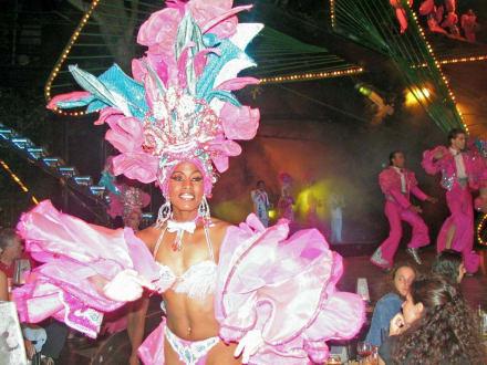 Tropicana-Show - Tropicana Cabaret