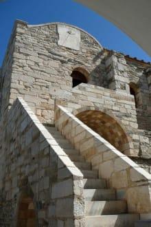 Treppenaufgang - Panagia Ekatontapiliani