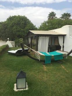 Jardin - Hotel Les Orangers Beach Resort