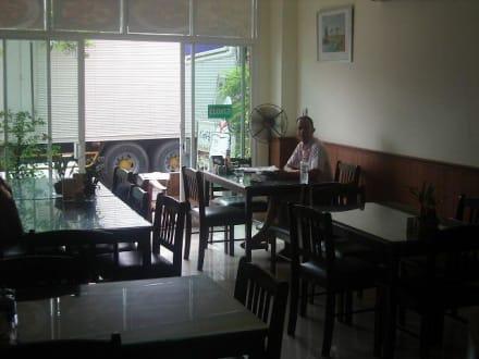 Innenansicht - Cafe 24 (existiert nicht mehr)