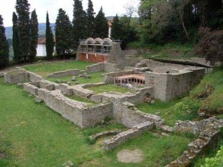 "Fiesol ""Therme Romanum"" - Archäologisches Gebiet Fiesole"