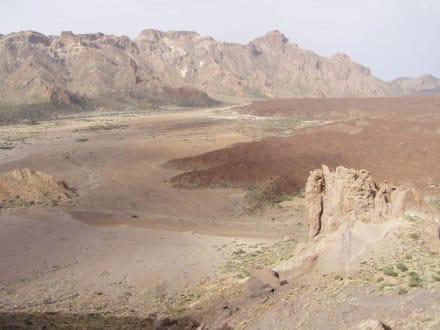 Krater des Pico del Teide - Teide Nationalpark