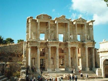 Ephesus Bibliothek - Türkei - Antikes Ephesus