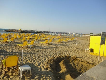 Beach/Coast/Harbor - Sand-Beach Gouves Crete