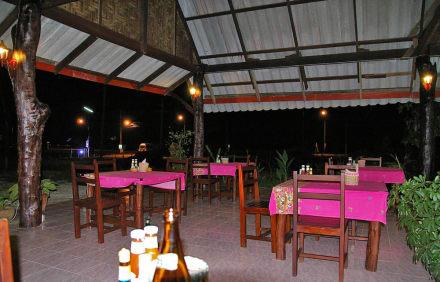 Restaurant - Tische - Kanlaya Restaurant
