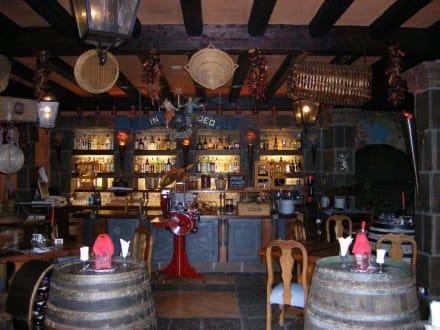 Restaurant von El Monasterio - Restaurant Mesón El Monasterio