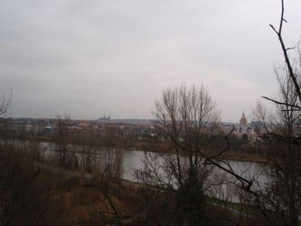 Aussicht über Prag - Zoologischer Garten Prag