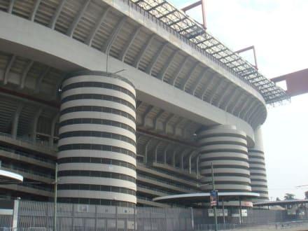 Sonstige Sehenswürdigkeit - Stadion San Siro