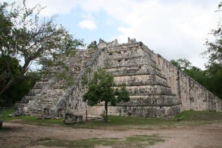 Chitzen Itza - Ruine Chichén Itzá