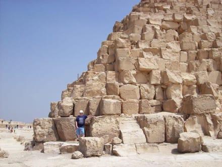 Endeckungsreise - Pyramiden von Gizeh