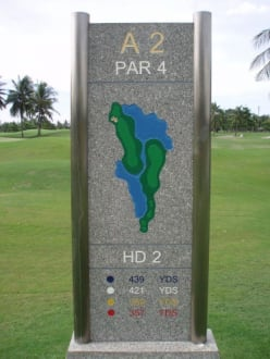 Ohne Worte - Panya Indra Golf Club