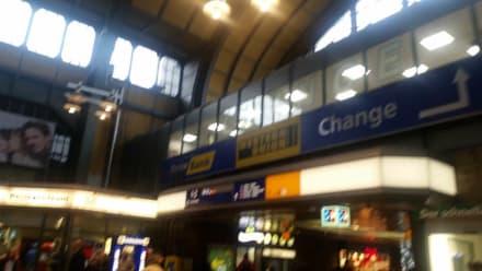 Hamburg Hauptbahnhof - Hamburg Hauptbahnhof